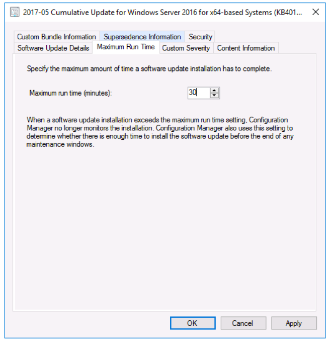 SCCM – Kevin's tech blog