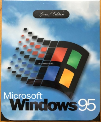 Windows 95 Special Edition; front